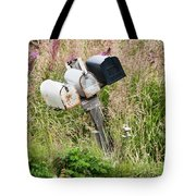 Rural Delivery No 4 Tote Bag