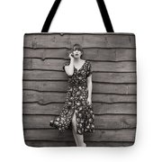 Rural Fashion Tote Bag