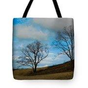 Rural Landscape - Skyline Drive Tote Bag