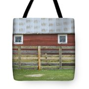 Rural Patterns Tote Bag