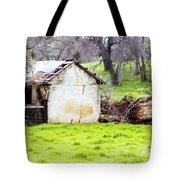 Rural Ruin Tote Bag