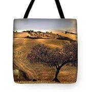 Rural Spain View Tote Bag