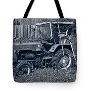 Rural Vehicle Tote Bag
