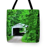 Rush Creek Tote Bag