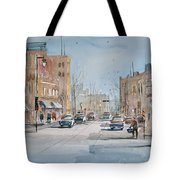 Rush Hour - Fond Du Lac Tote Bag