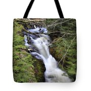 Rushing Montgomery Brook Tote Bag