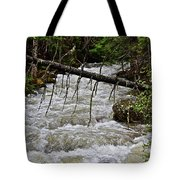 Rushing Stream Tote Bag