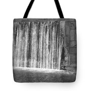 Rushing Waterfall Tote Bag