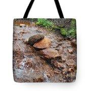 Rushing Waters 2 Tote Bag