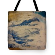 Rushing Waters Tote Bag by Gregory Dallum