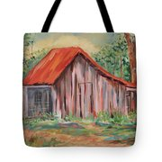 Russel Crow Tote Bag