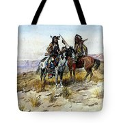 Russell Charles Marion On The Prowl Tote Bag