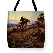 Russell Charles Marion The Stranglers Tote Bag