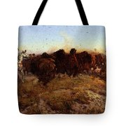 Russell Charles Marion The Surround Tote Bag