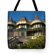 Russell Cotes Gallery And Museum Tote Bag