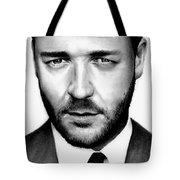 Russell Crowe  Tote Bag