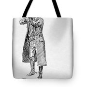 Russell: Stage Robber Tote Bag