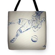 Russell Westbrook Tote Bag