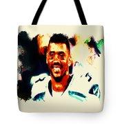 Russell Wilson 02b Tote Bag