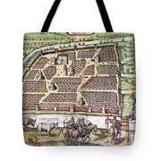 Russia: Moscow, 1591 Tote Bag