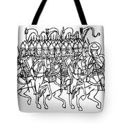 Russia: Royal Guard Tote Bag