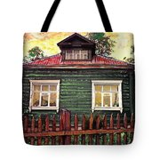 Russian House 2 Tote Bag