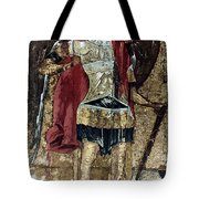 Russian Icons: Michael Tote Bag