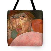 Russian Man Boris Grigoriev Tote Bag