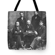 Russian Marxists, 1897 Tote Bag