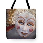 Russian Mask 4 Tote Bag
