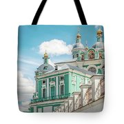 Russian Orthodox Cathedral. Tote Bag
