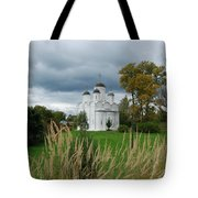 Russian Orthodox Church Tote Bag