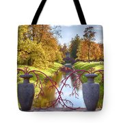 Russian Park Tote Bag by Ariadna De Raadt