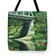 Russian River Tote Bag