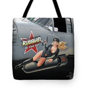Russian To Get You Tote Bag