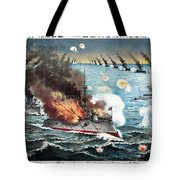 Russo-japanese War, 1904 Tote Bag