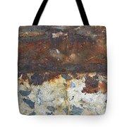 Rust 14 Tote Bag