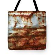 Rust 22 Tote Bag
