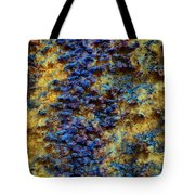 Rust Abstract 7 Tote Bag