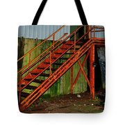 Rust And Mold Tote Bag
