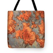 Rust Art Tote Bag