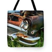 Rust Never Sleeps 5 Tote Bag