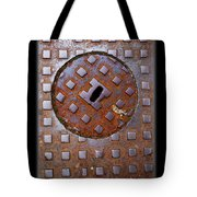 Rust Never Sleeps Tote Bag