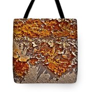 Rust On A Pipe Tote Bag