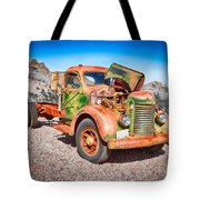 Rusted Classics - The International Tote Bag