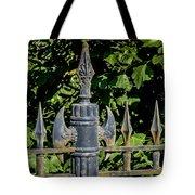 Rusted Elegance Tote Bag by KG Thienemann