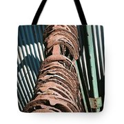 Rusted Horseshoes Tote Bag
