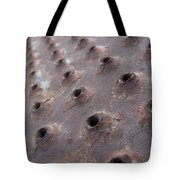 Rusted Pattern Tote Bag