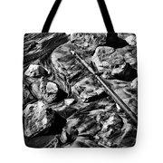 Rusted Pipe Tote Bag