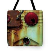 Rusted Series 5 Tote Bag